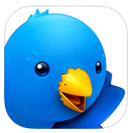 Twitterific - a Twitter client to browse mentions, DMs, and lists. Effortlessly respond to tweets and change accounts