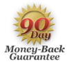 90-Day Unconditional Money Back Guarantee