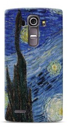 Vincent Van Gogh Starry Night Case for LG G4