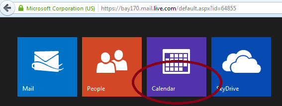 Export Calendar From Hotmail | AkrutoSync