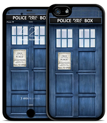 Dr. Who iPhone 6 case