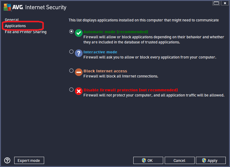 avg-internet-security-2013-applications.