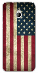 USA flag phone case for HTC One