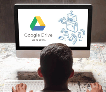 Google Drive goes down for more than two hours. Do you really want to trust the cloud with your information?