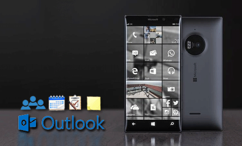 How to sync your Microsoft Lumia 950 with Outlook