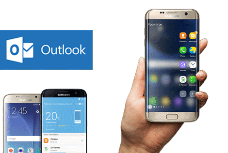 How to Sync Samsung Galaxy S7 with Outlook