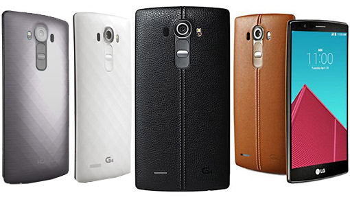 Get the 411 on the New LG G4 Android Phone