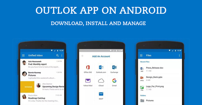 outlook app download location