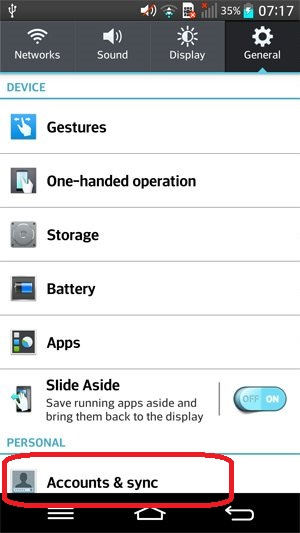 Sync Lg Optimus Phone With Outlook Akrutosync