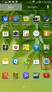 how to set up optus outlook email on samsung galaxy