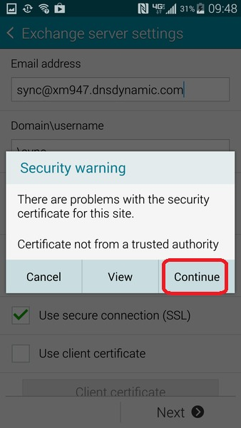 samsung galaxy s5 sync contacts with outlook