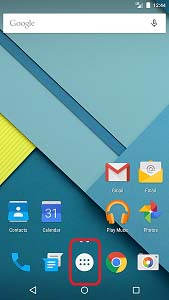 Android 5.0 Lollipop - Apps