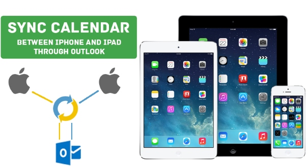 Sync iPhone calendar with iPad calendar