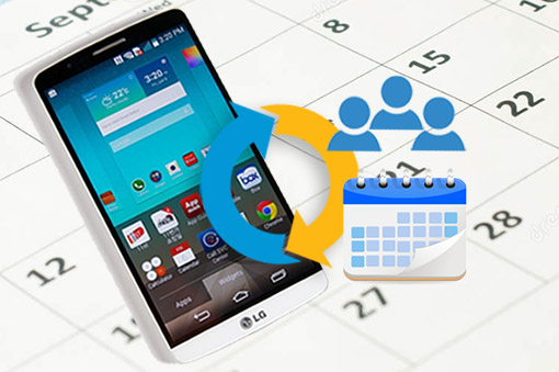 Sync LG G3 with Outlook calendar and contacts