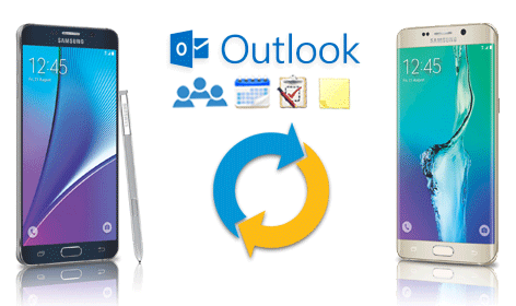 The easiest and most reliable way to sync Outlook with Samsung Galaxy Note 5, Galaxy S6 Edge+ and other Android devices