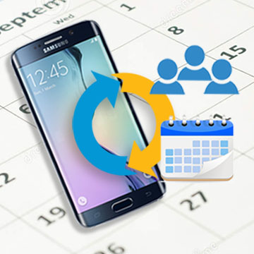 Sync Samsung Galaxy S6 with Outlook