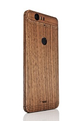 Toast real wood finish phone case for Nexus 6P