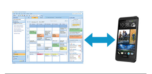 Sync Outlook Calendar